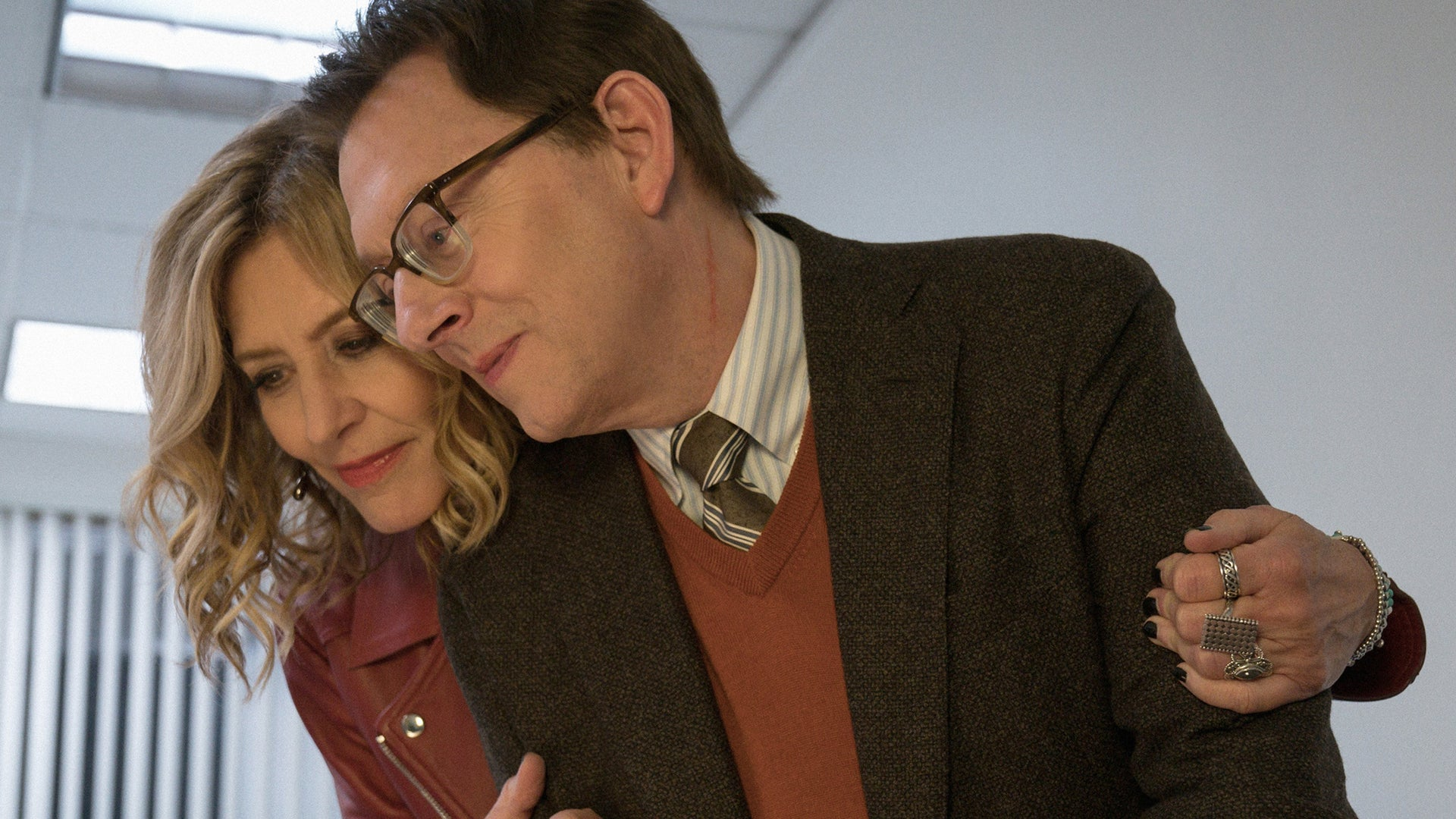 Christine Lahti and Michael Emerson, Evil