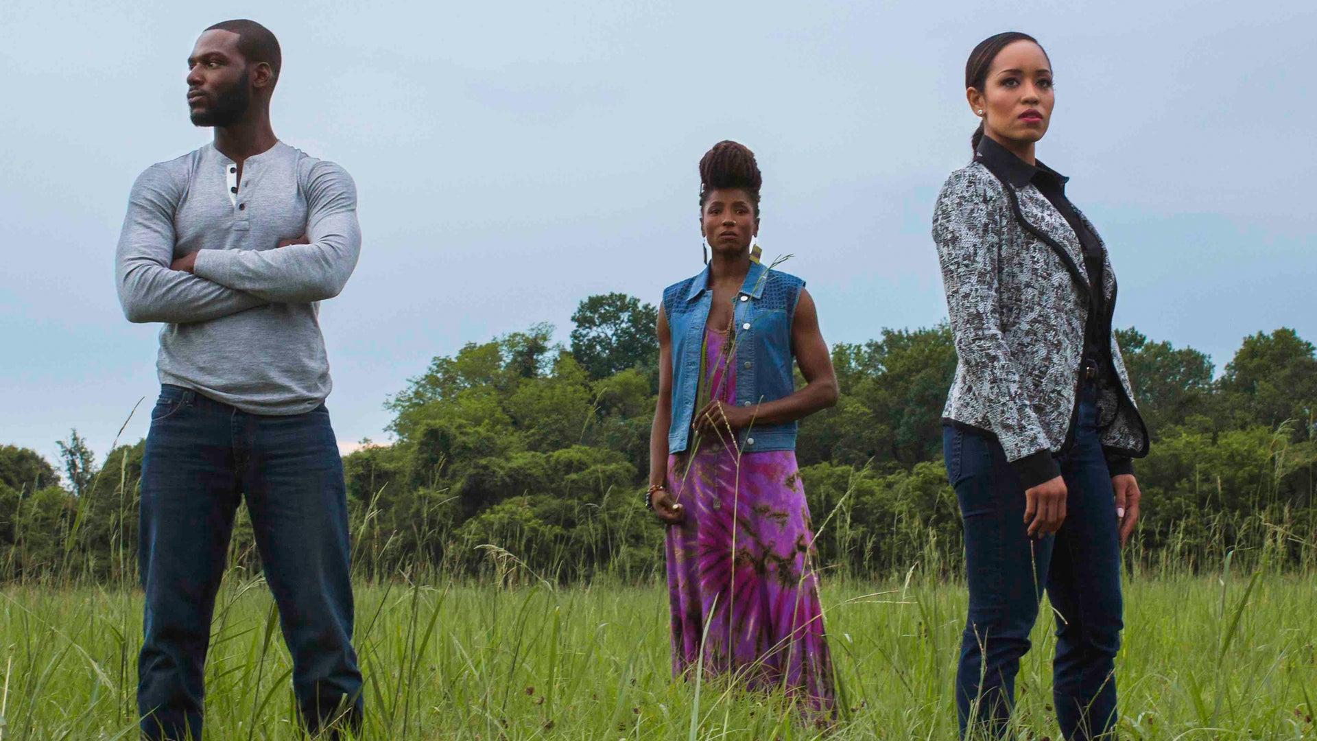 Kofi Siriboe, Rutina Wesley and Dawn-Lyen Gardner; Queen Sugar