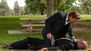 Top Moments: Mentalist's Red John Showdown and Miley's Purr-Fect Performance