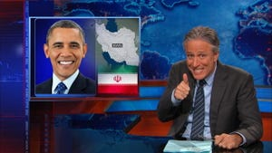 The Daily Show With Jon Stewart, Season 20 Episode 89 image