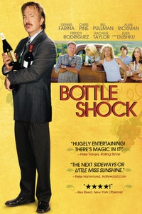 Bottle Shock as Michael Robbins