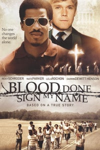 Blood Done Sign My Name as Young Tim Tyson