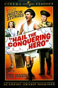 Hail the Conquering Hero as Mamie's Mother