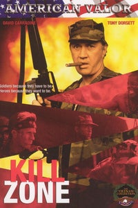 Kill Zone as Col. Horace Wiggins
