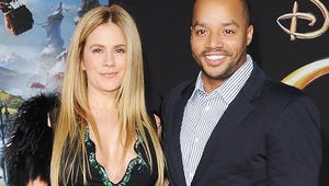 Donald Faison and CaCee Cobb Welcome Baby Boy