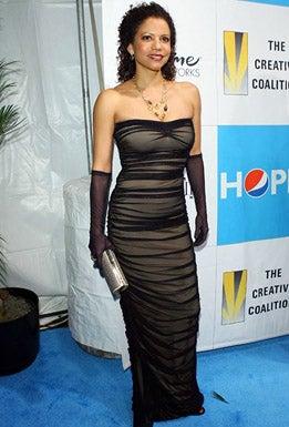 Gloria Reuben - The Creative Coalition's 2009 Inaugural Ball, in Washington DC, January 20, 2009
