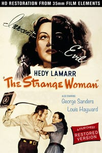 The Strange Woman as Jenny Hager
