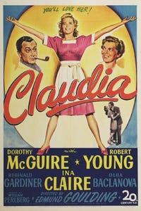 Claudia as David Naughton
