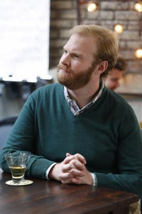 Henry Zebrowski as Ethan
