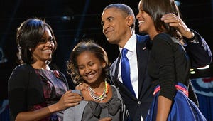 Barack Obama Re-Elected as President of the United States