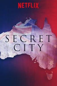 Secret City as Catriona Bailey
