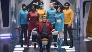 Black Mirror Takes on Star Trek in Unnervingly Campy Trailer