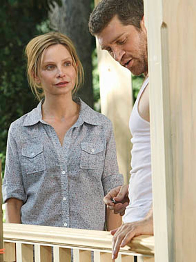 "Brothers & Sisters - Season 5 - ""A Righteous Kiss"" - Calista Flockhart, Jeremy Davidson"