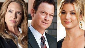 Mega Buzz: A Fringe Reunion, CSI: NY's Hot Premiere and a Revenge Return