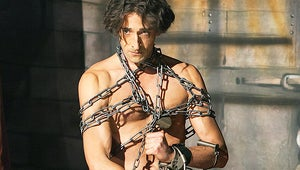 For Adrien Brody, History's Houdini Is a Dream Come True