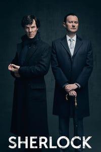 Sherlock as Charles Magnussen