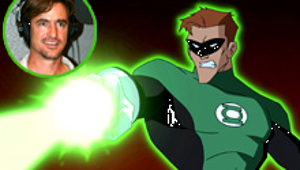 Exclusive: Batman Nabs Mulroney for Green Lantern