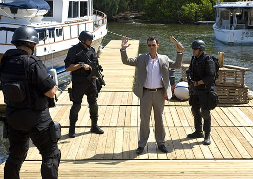 "Burn Notice - Season 2 Finale, ""Lesser Evil"" - Jeffrey Donovan as Michael Westen"