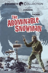 The Abominable Snowman of the Himalayas as Dr. John Rollason