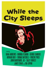 While the City Sleeps as Walter Kyne