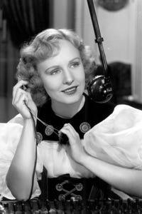 Madge Evans as Ruth McAllan