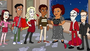 Exclusive Video: Community Gets Animated For the Holidays