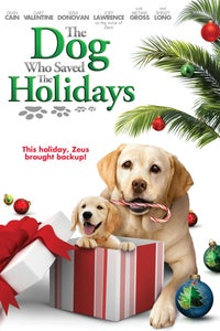 The Dog Who Saved the Holidays as Zeus