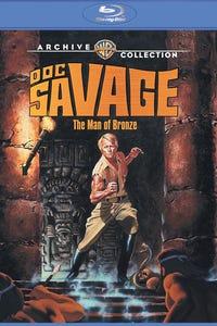 Doc Savage---The Man of Bronze as Doc Savage