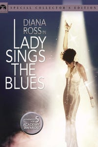Lady Sings the Blues as Billie Holiday