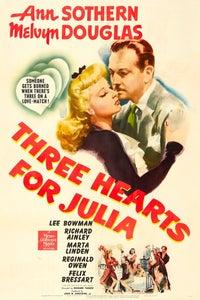 Three Hearts for Julia as Meek Gateman