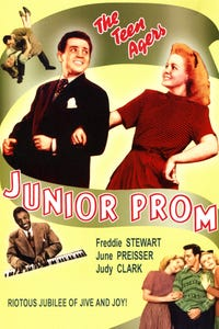 Junior Prom as Betty Rogers