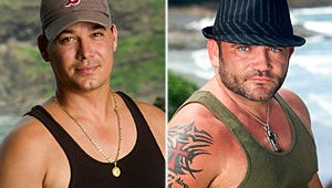 Rob vs. Russell: Which Survivor Vet Will Become King of Redemption Island?