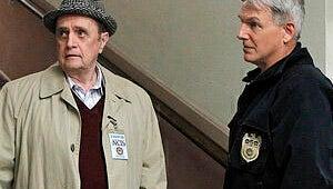 On the Set: NCIS Welcomes Bob Newhart