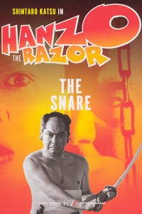 """The Razor: The Snare as Magobei """"Snake"""" Onishi"""