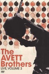 The Avett Brothers: Live Volume 3
