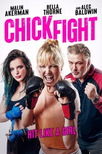 Chick Fight as Mary