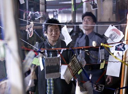 "Heroes - ""Five Years Gone"" - Masi Oka as Hiro Nakamura, James Kyson Lee as Ando Masahashi"
