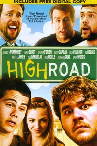 High Road as Barry