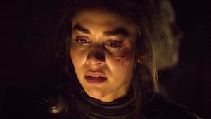 The 100's Lindsey Morgan Talks Directing Those 'Electric' Murphy and Sheidheda Scenes