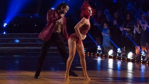 Dancing with the Stars' Sharna Burgess and Josh Norman Aren't Dating, But We 'Ship Them Anyway