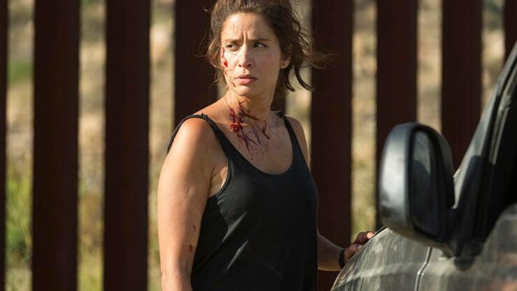 Mercedes Masohn, Fear the Walking Dead