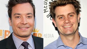 Watch My Show: Guys With Kids' Jimmy Fallon and Charlie Grandy Answer Our Showrunner Survey