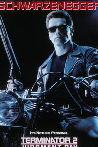 Terminator 2: Judgment Day as Miles Dyson