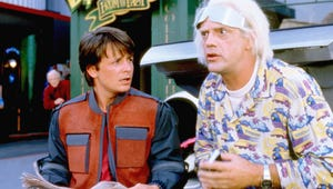 Back to the Future Day: Watch Doc Brown's Special Message for Fans