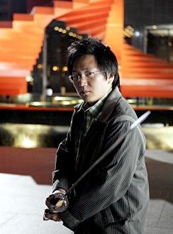"Heroes - Season 1 finale, ""How to Stop an Exploding Man"" - Masi Oka as Hiro Nakamura"