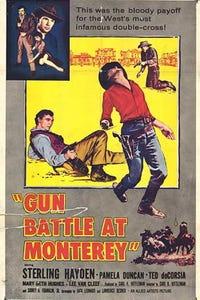 Gun Battle at Monterey as Jay Turner/John York