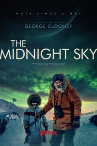 The Midnight Sky as Younger Augustine