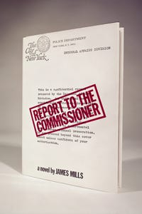 Report to the Commissioner as Bo Lockley