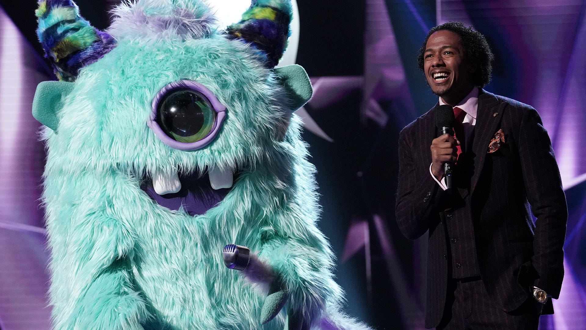 The Masked Singer, with Nick Cannon