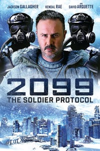 2099: The Soldier Protocol as Dr. Emmett Snyder